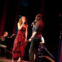 Duo avec Joannie Benoit.