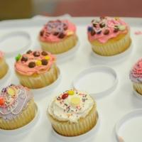 Merci à Catherine Desjardins pour ses beaux muffins !