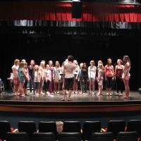 Les Jeunes Chanteurs d'Acadie enregistrent