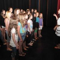 Les Jeunes Chanteurs d'Acadie réchauffent leurs voix