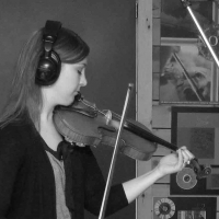 Louise Vautour enregistre